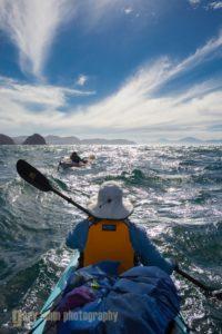 Why Agile Strategy is Like Ocean Kayaking