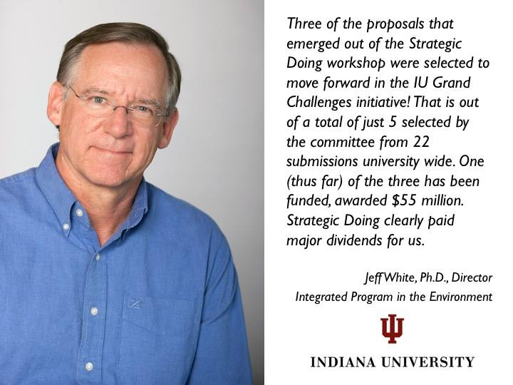 Meeting Grand Challenges at Indiana University