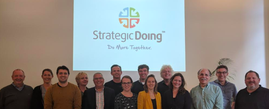 The Lab Launches Strategic Doing Europe