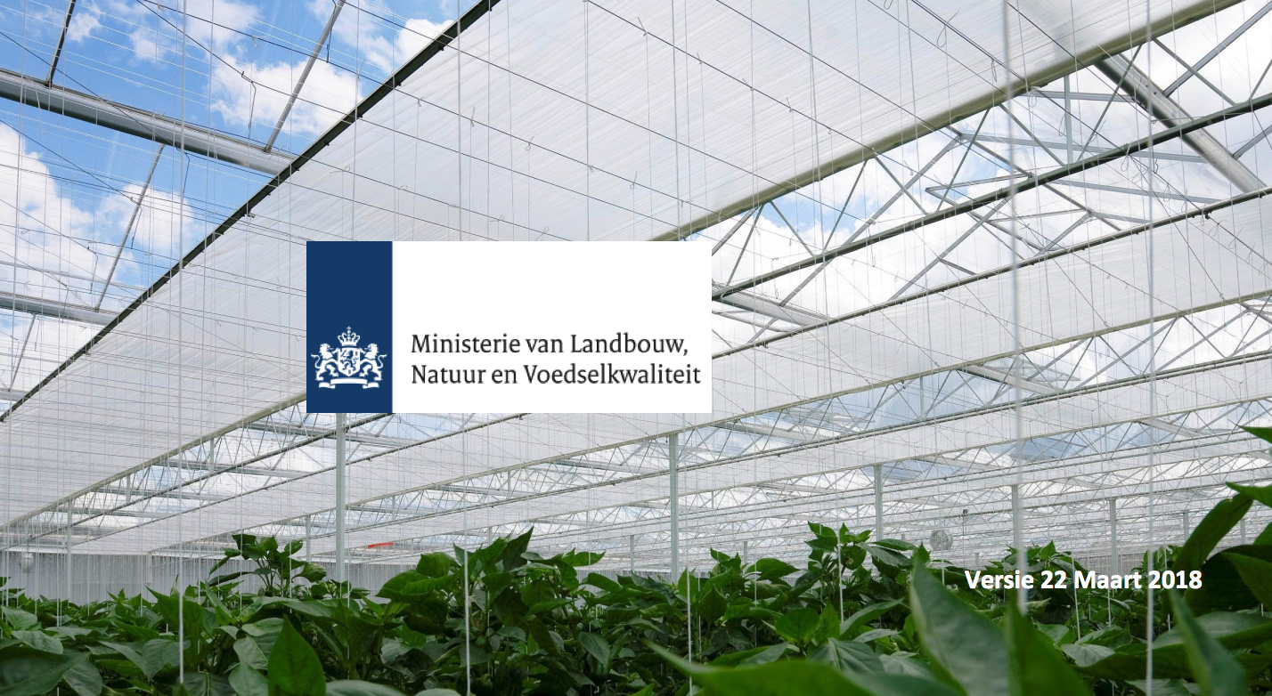 Building an Agri-Food Ecosystem in the Netherlands: Some Framing Questions