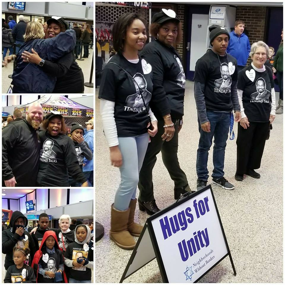 Hugs for Unity in Flint: Our Partnership with Michigan State
